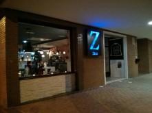 Entrada cafetería Zielo Vitnage en León