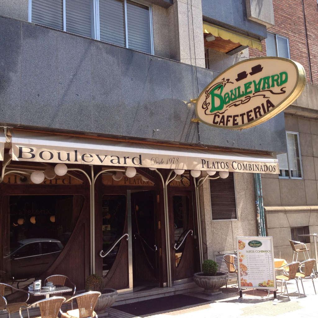 Cafetería Boulevard - León