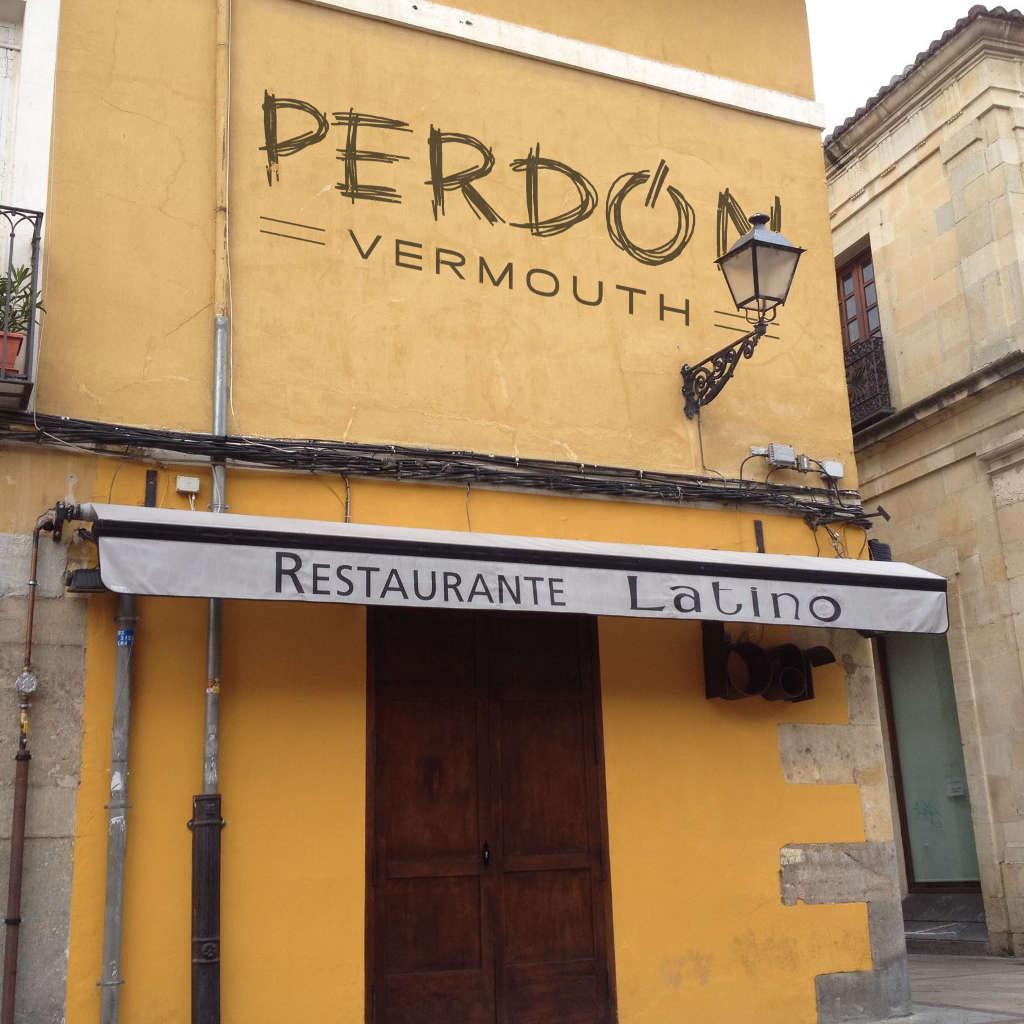 Restaurante Latino - Barrio Húmedo