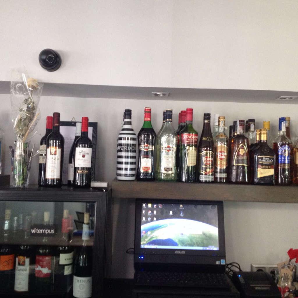 Vermouth Perdón en Café Bar Silver