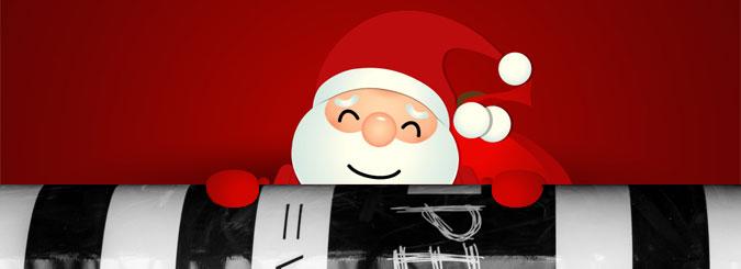 Cabecera Feliz Navidad y próspero 2017 de Vermouth Perdón