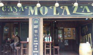 Casa Molaza Langreo Asturias Comida Vermouth Perdón