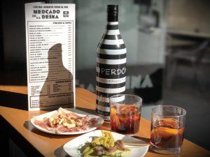 Mercado de la Reina Madrid Gran Vía Mayo Vermouth Perdón Win o Win Plan
