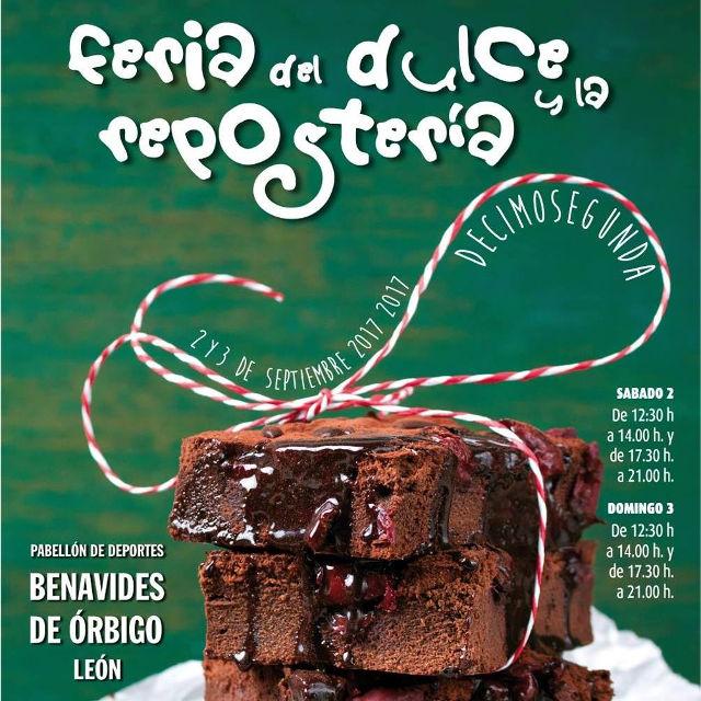 Feria del Dulce y la Repostería de Benavides de Órbigo