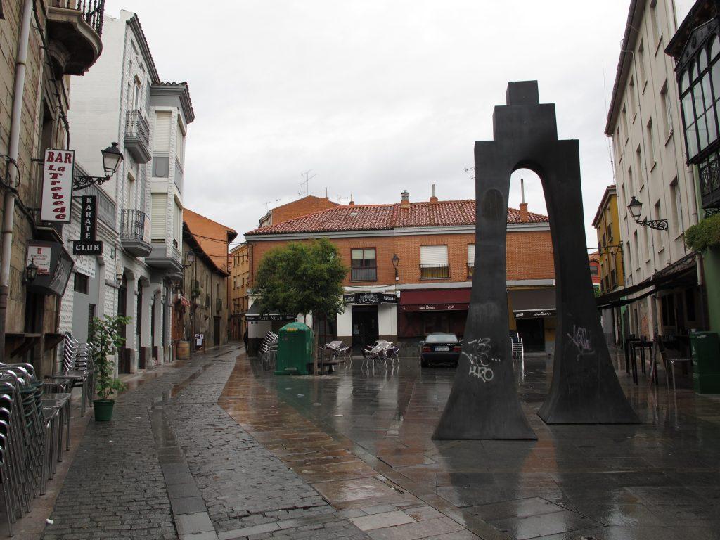 Plaza de las Torres de Omaña