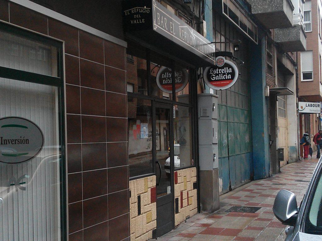 Bar el Refugio del Valle - León
