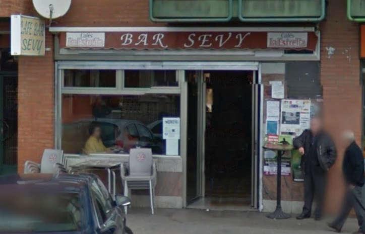 Bar Sevy en Pinilla