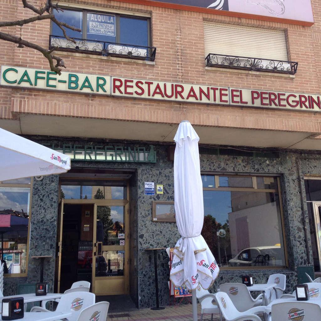 Café Bar Restaurante El Peregrino