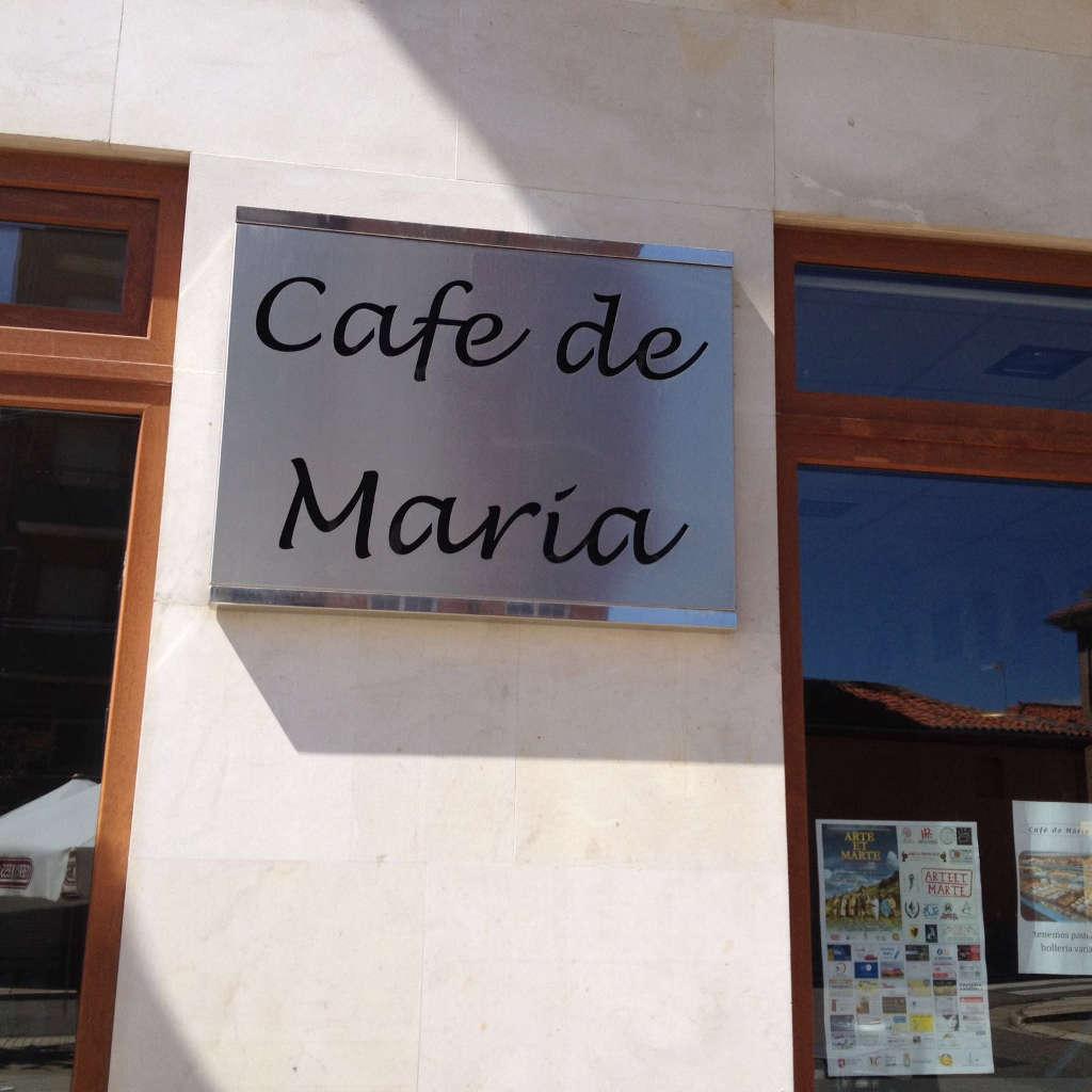 Café de María en La Virgen del Camino