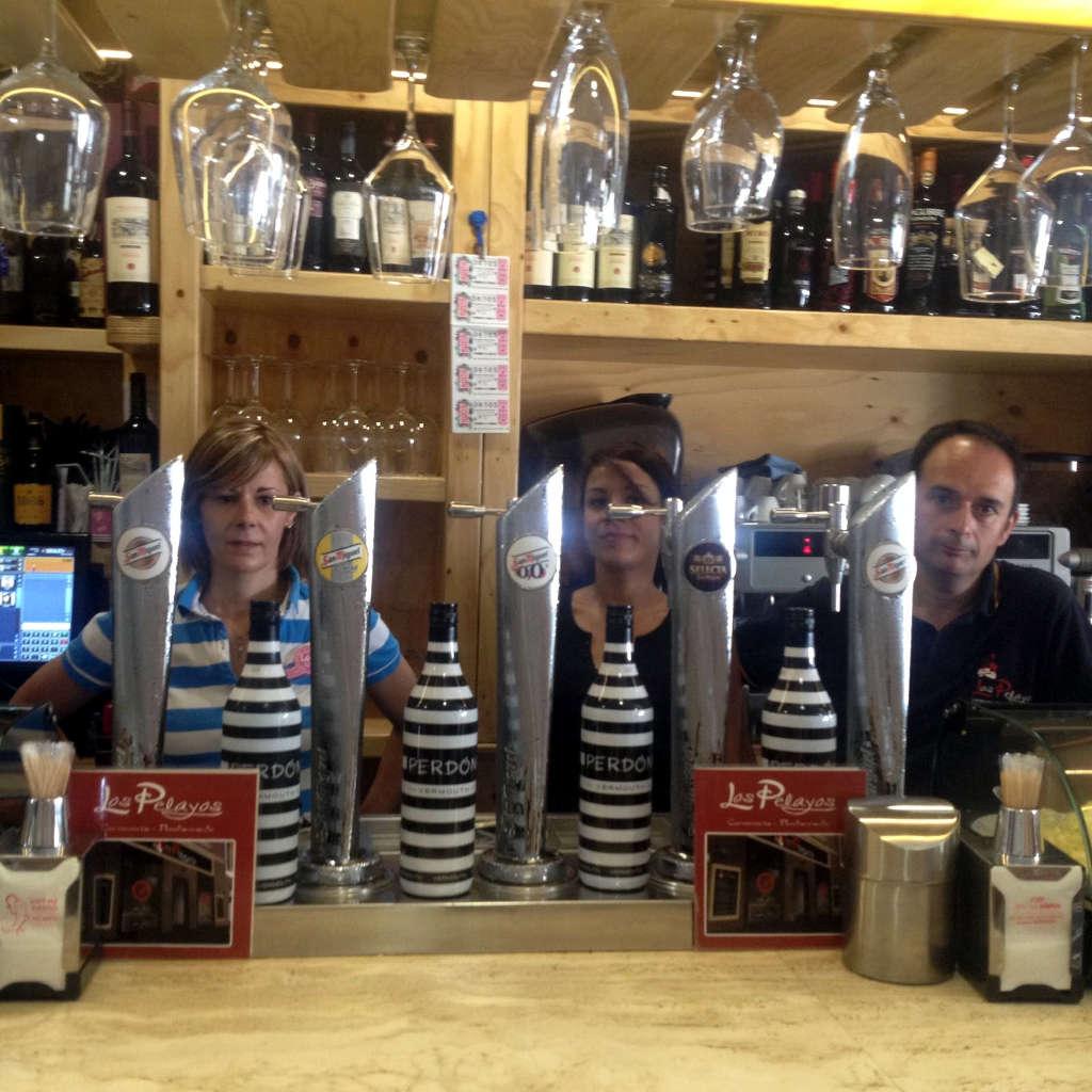 Restaurante Cervecería Los Pelayos