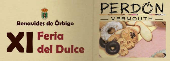 Cabecera XI Feria del Dulce de Benavides 2016