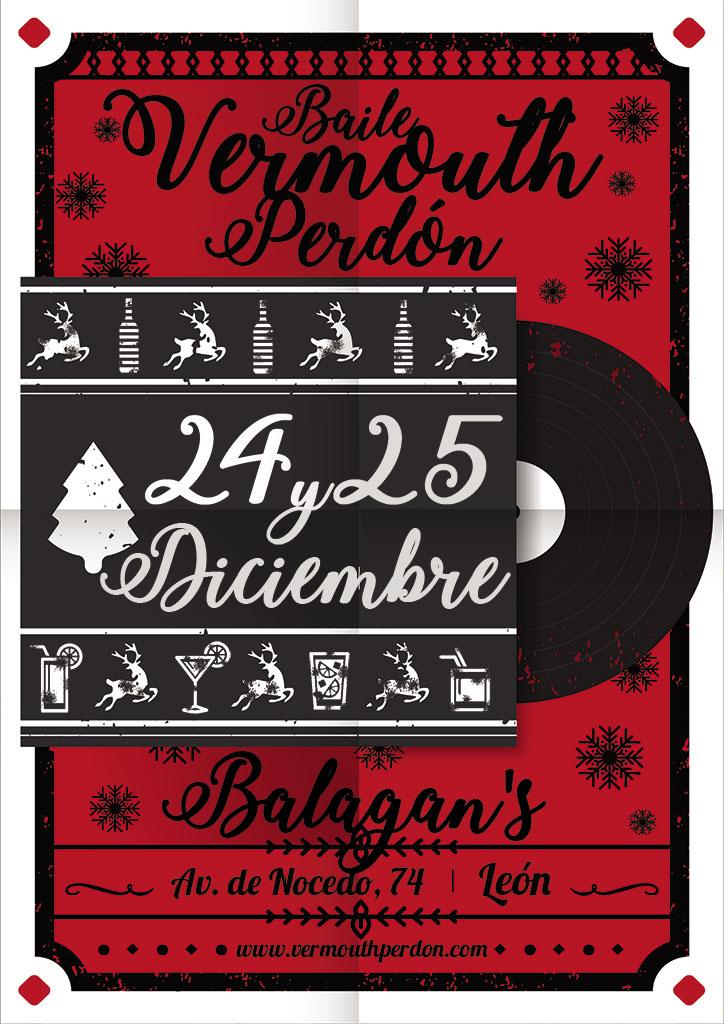 Baile Vermouth Perdón - Balagan's - 24 y 25 de Diciembre