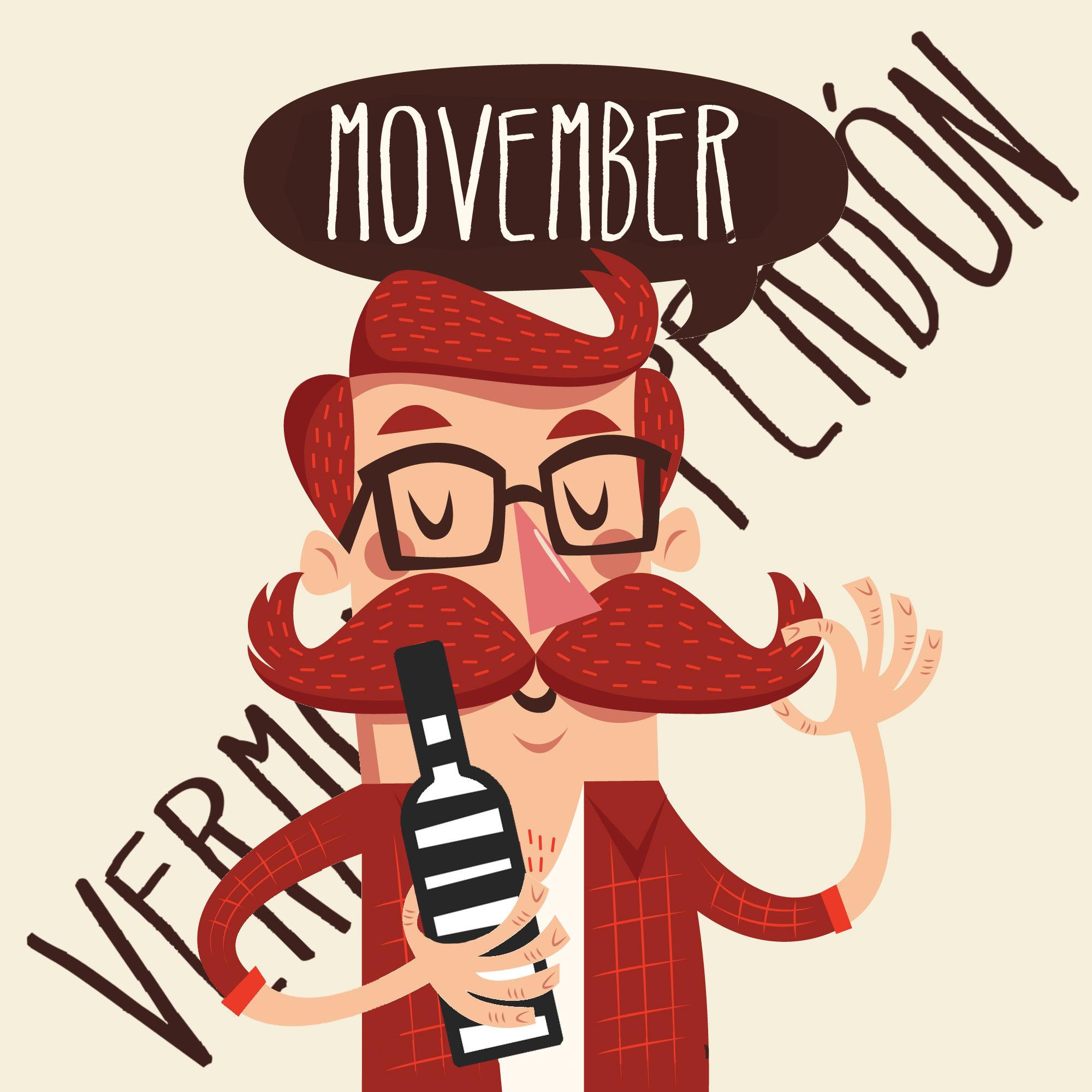 Movember 2017 - Vermouth Perdón